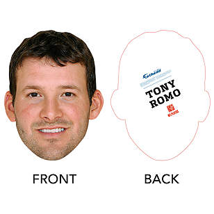 Tony Romo Big Head